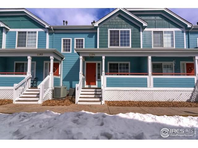 3660 W 25th St #1104, Greeley, CO 80634 (#936042) :: James Crocker Team
