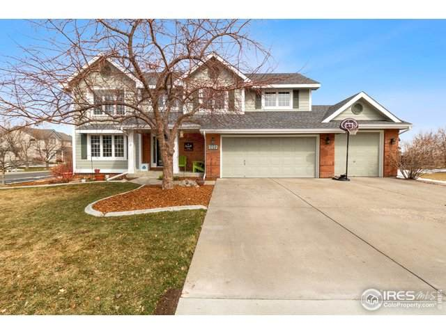 2012 Pacific Ct, Fort Collins, CO 80528 (#936063) :: The Griffith Home Team