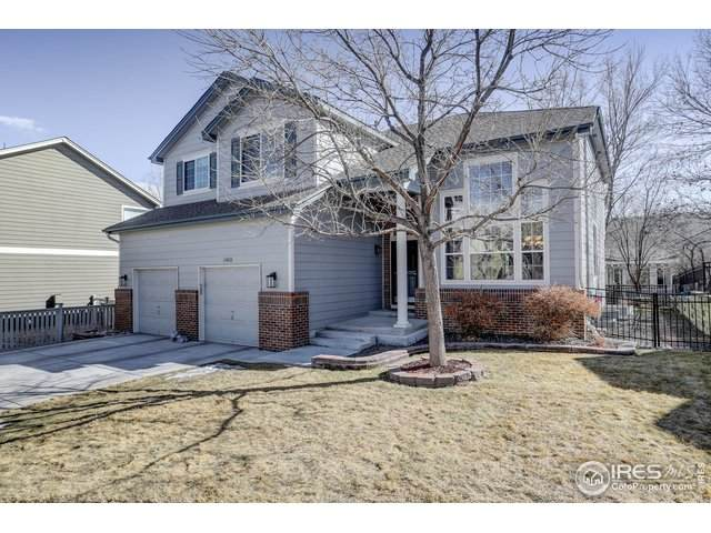 13426 W 62nd Dr, Arvada, CO 80004 (MLS #936072) :: The Sam Biller Home Team