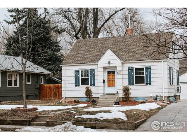 1134 Laporte Ave, Fort Collins, CO 80521 (MLS #936084) :: The Sam Biller Home Team