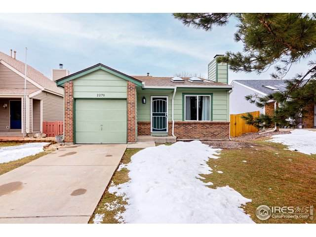 2270 E Cherrywood Dr, Lafayette, CO 80026 (MLS #936087) :: Downtown Real Estate Partners