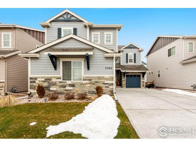 2262 Krisron Rd, Fort Collins, CO 80525 (MLS #936089) :: The Sam Biller Home Team