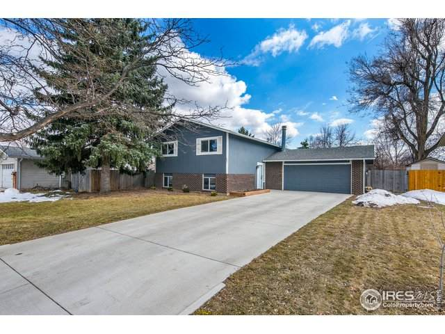 831 Boltz Dr, Fort Collins, CO 80525 (#936093) :: The Griffith Home Team