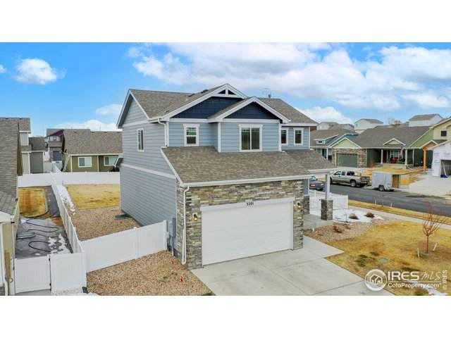 3201 Palermo Ave, Evans, CO 80620 (MLS #936101) :: Wheelhouse Realty