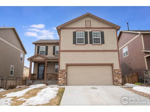 435 Jewel St, Brighton, CO 80603 (MLS #936111) :: Keller Williams Realty