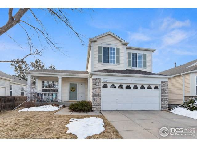 3627 Wildrose Pl, Longmont, CO 80503 (MLS #936113) :: Keller Williams Realty