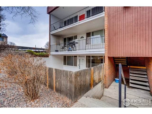 10165 W 25th Ave #89, Lakewood, CO 80215 (MLS #936115) :: Tracy's Team