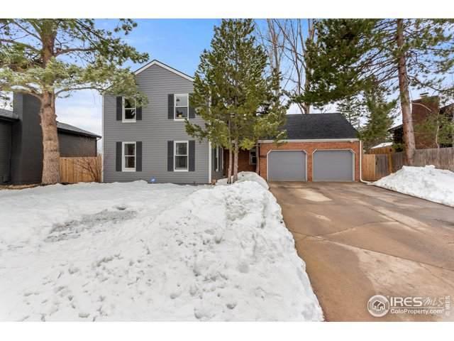 1755 Glenwood Dr, Fort Collins, CO 80526 (MLS #936128) :: Keller Williams Realty