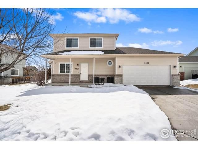 2548 W 45th St, Loveland, CO 80538 (#936132) :: iHomes Colorado