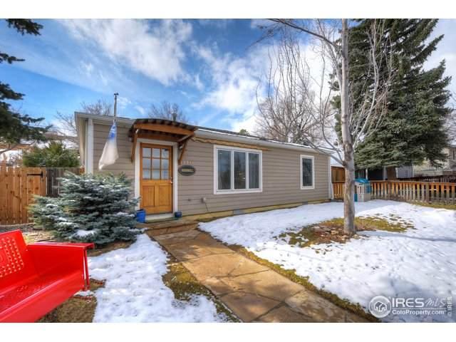 1524 North St, Boulder, CO 80304 (MLS #936133) :: The Sam Biller Home Team