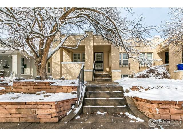 629 N Gilpin St, Denver, CO 80218 (MLS #936143) :: Downtown Real Estate Partners