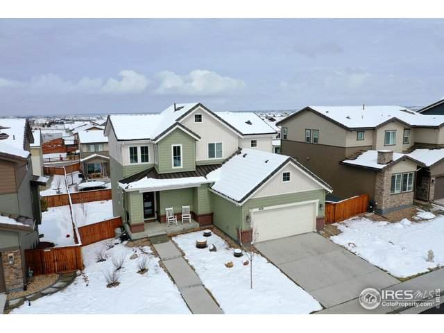 14281 Mosaic Ave, Parker, CO 80134 (MLS #936146) :: Downtown Real Estate Partners