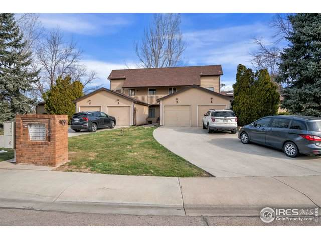 909 Conifer Ct #3, Windsor, CO 80550 (MLS #936149) :: RE/MAX Alliance