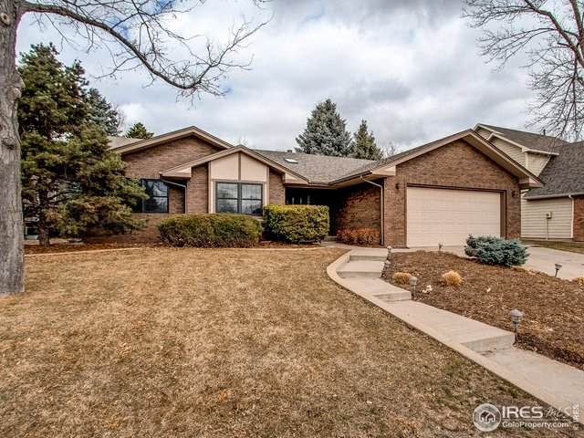 4025 W 15th St Ln, Greeley, CO 80634 (MLS #936159) :: The Sam Biller Home Team