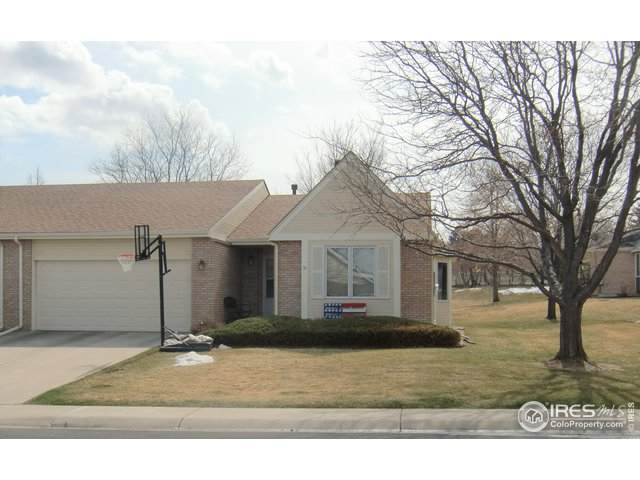 4050 W 12th St #10, Greeley, CO 80634 (MLS #936161) :: Downtown Real Estate Partners
