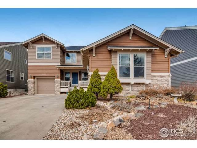 3850 Big Dipper Dr, Fort Collins, CO 80528 (#936164) :: iHomes Colorado