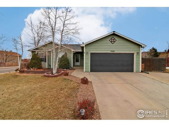5106 W 16th St, Greeley, CO 80634 (MLS #936165) :: Downtown Real Estate Partners