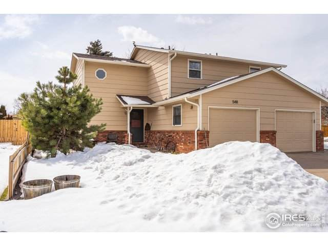 548 W 39th St, Loveland, CO 80538 (MLS #936171) :: Downtown Real Estate Partners