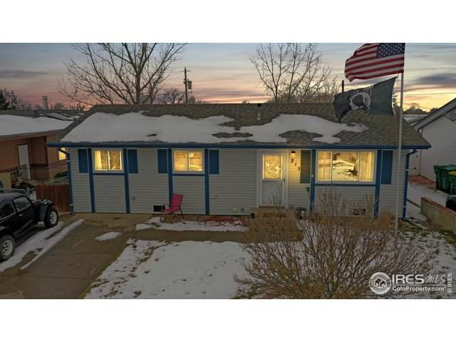 215 Cedar St, Hudson, CO 80642 (MLS #936188) :: Downtown Real Estate Partners