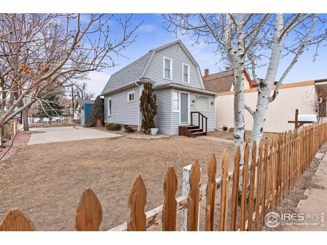 1429 9th St, Greeley, CO 80631 (MLS #936191) :: Downtown Real Estate Partners