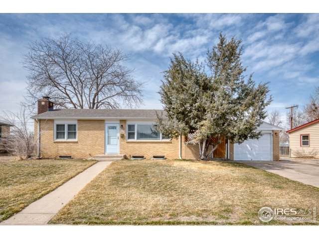 473 25th Ave Ct, Greeley, CO 80634 (MLS #936204) :: Downtown Real Estate Partners