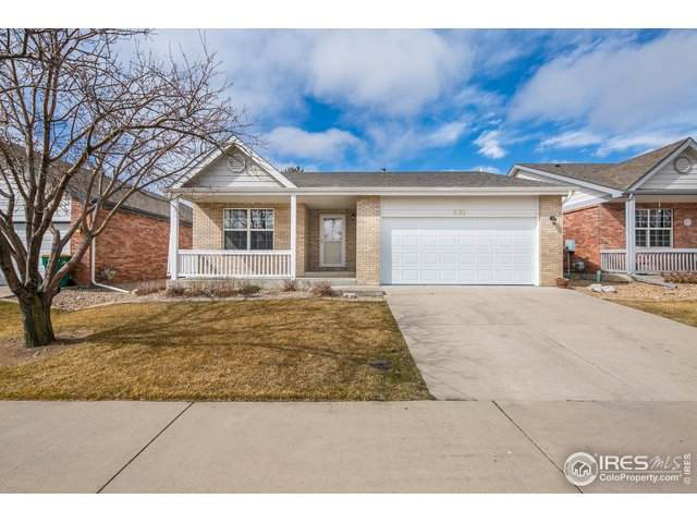 2133 36th Ave, Greeley, CO 80634 (MLS #936206) :: Downtown Real Estate Partners