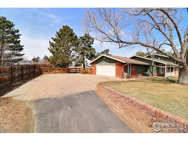 6031 W 26th St, Greeley, CO 80634 (MLS #936211) :: Tracy's Team
