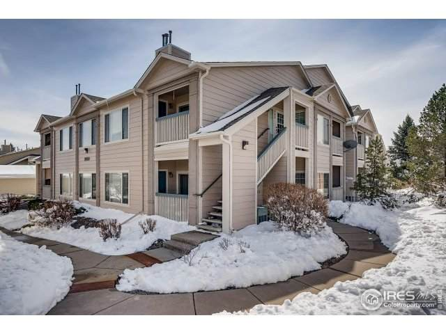 1000 Opal St #104, Broomfield, CO 80020 (MLS #936218) :: Downtown Real Estate Partners