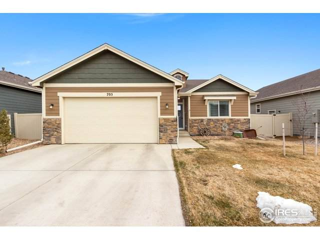 705 N Country Trl, Ault, CO 80610 (#936276) :: The Griffith Home Team