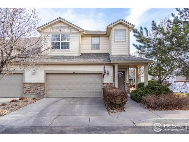 4672 W 20th St Rd #2125, Greeley, CO 80634 (#936283) :: Compass Colorado Realty