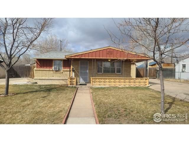 229 16th Ave, Greeley, CO 80631 (MLS #936288) :: Jenn Porter Group