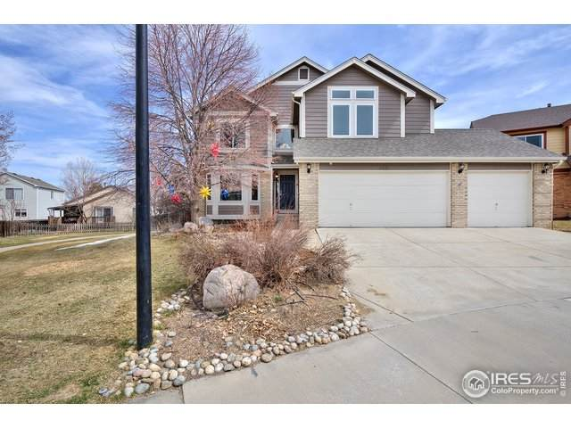 1486 Clover Creek Dr, Longmont, CO 80503 (#936293) :: My Home Team