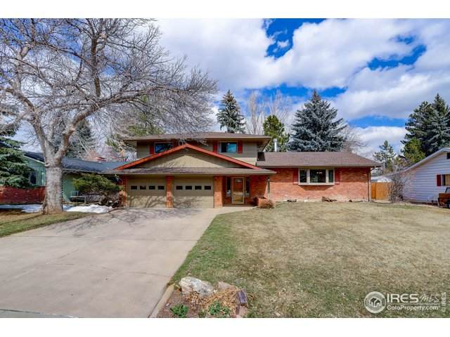 1201 Lory St, Fort Collins, CO 80524 (MLS #936298) :: Kittle Real Estate