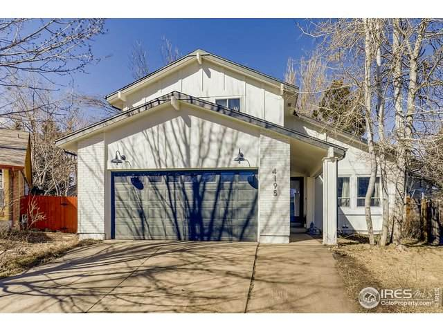4195 Corriente Pl, Boulder, CO 80301 (MLS #936300) :: Colorado Home Finder Realty