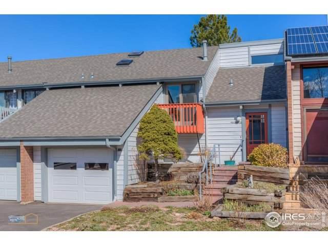 4883 Old Post Cir, Boulder, CO 80301 (MLS #936311) :: J2 Real Estate Group at Remax Alliance