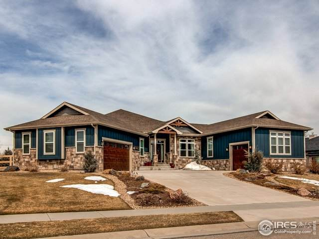 1302 Woods Landing Dr, Fort Collins, CO 80525 (MLS #936324) :: Downtown Real Estate Partners
