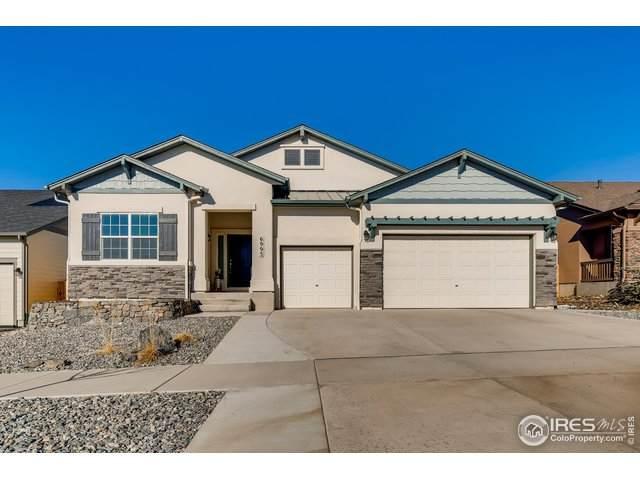 6995 Mustang Rim Dr, Colorado Springs, CO 80923 (MLS #936325) :: Downtown Real Estate Partners
