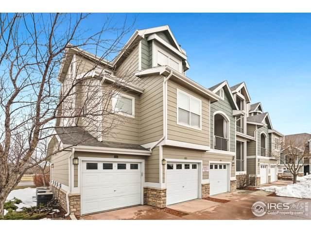 4245 Boardwalk Dr F1, Fort Collins, CO 80525 (#936330) :: My Home Team