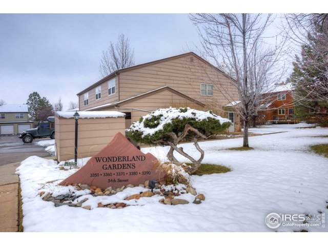 3380 34th St C, Boulder, CO 80301 (MLS #936344) :: Jenn Porter Group