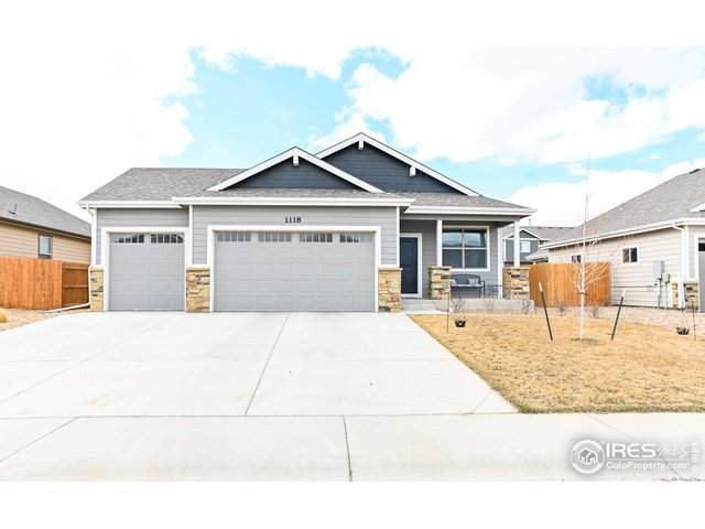 1118 Johnson St, Wiggins, CO 80654 (#936348) :: Mile High Luxury Real Estate