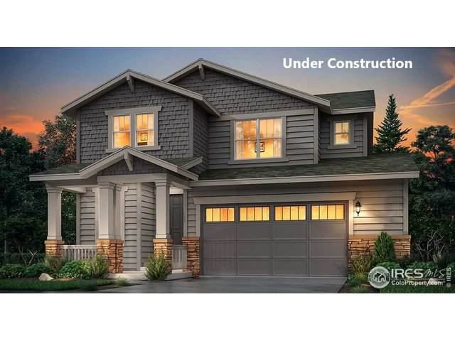 515 Yeager St, Fort Collins, CO 80524 (#936349) :: The Griffith Home Team
