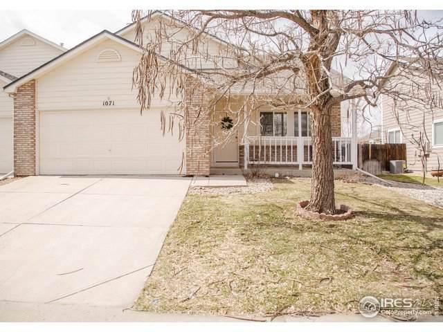 1071 Lavender Ave, Loveland, CO 80537 (MLS #936352) :: Downtown Real Estate Partners