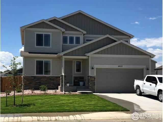 6853 Sage Meadows Dr, Wellington, CO 80549 (#936367) :: iHomes Colorado