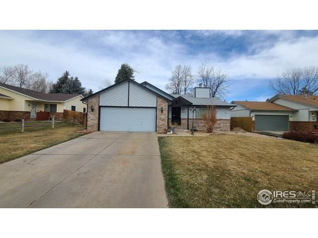 4215 W 22nd St Rd, Greeley, CO 80634 (MLS #936368) :: Tracy's Team