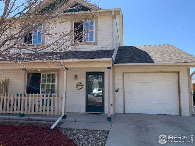 312 Ash Ct, Evans, CO 80620 (MLS #936372) :: Tracy's Team