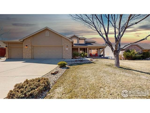 535 Marcellina Dr, Loveland, CO 80537 (#936375) :: iHomes Colorado
