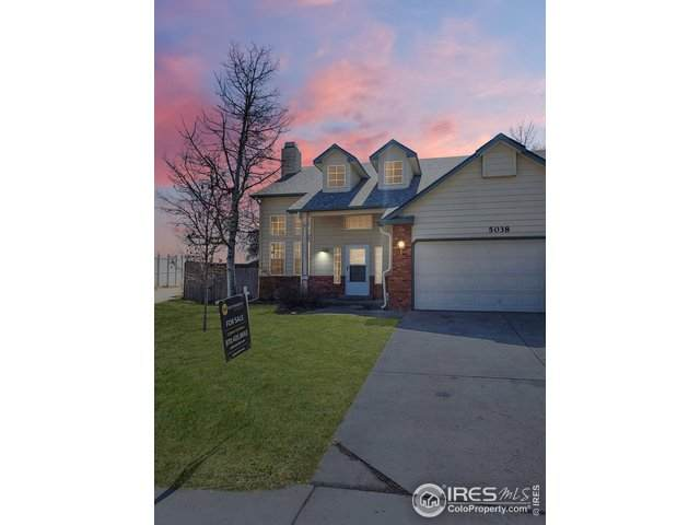 5038 W 14th St, Greeley, CO 80634 (MLS #936383) :: Downtown Real Estate Partners