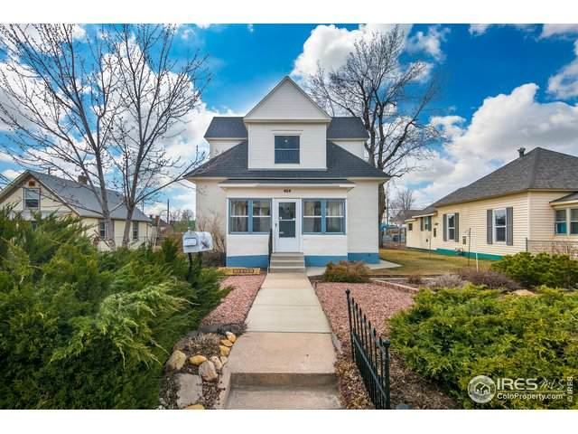 424 7th St, Greeley, CO 80631 (#936387) :: Compass Colorado Realty