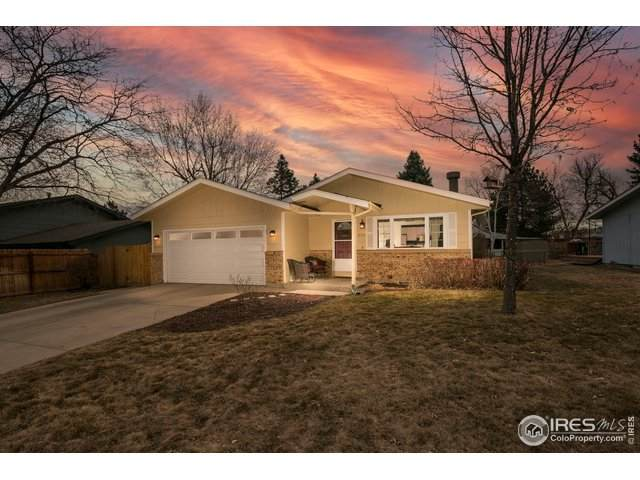 804 39th Ave, Greeley, CO 80634 (MLS #936398) :: Keller Williams Realty