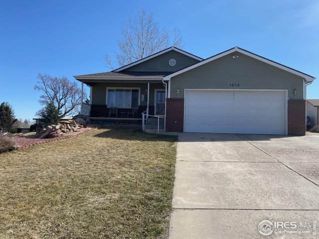 1618 35th Ave Ct, Greeley, CO 80634 (MLS #936399) :: Downtown Real Estate Partners